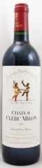 1995年 シャトー クレール ミロン(赤ワイン)