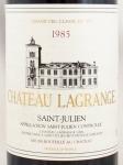 1985年 シャトー ラグランジュ CHATEAU LAGRANGE