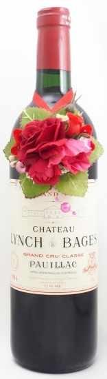 1986年 シャトー ランシュ バージュ CHATEAU LYNCH BAGES