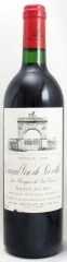 1990年 シャトー レオヴィル ラス カーズ(赤ワイン)