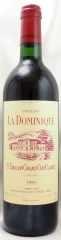 1995年 シャトー ラ ドミニク(赤ワイン)