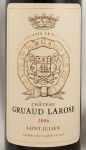 2006年 シャトー グリュオ ラローズ CHATEAU GRUAUD LAROSE