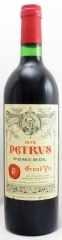 1976年 シャトー ペトリュス(赤ワイン)