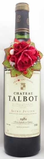1982年 シャトー タルボ CHATEAU TALBOT