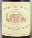 1996年 パヴィヨン ルージュ ド シャトー マルゴー PAVILLON ROUGE DU CHATEAU MARGAUX