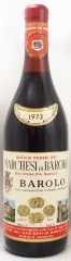 1973年 マルケージ ディ バローロ(赤ワイン)