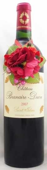 2007年 シャトー ブラネール デュクリュ CHATEAU BRANAIRE DUCRU