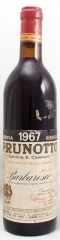 1967年 バルバレスコ レゼルヴァ(赤ワイン)