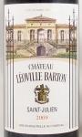 2009年 シャトー レオヴィル バルトン CHATEAU LEOVILLE BARTON