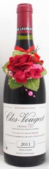 2011年 クロ ヴージョ グラン クリュ CLOS VOUGEOT GRAND CRU DOMAINE LAURENT ROUMIER