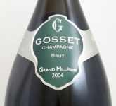2004年 ゴッセ グラン ミレジム ブリュット GOSSET GRAND MILLESIME BRUT GOSSET