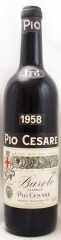 1958年 バローロ(赤ワイン)