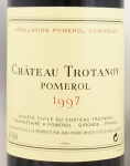 1997年 シャトー トロタノワ CHATEAU TROTANOY