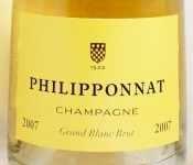 2007年 グラン ブラン ブリュット GRAND BLANC BRUT PHILIPPONNAT