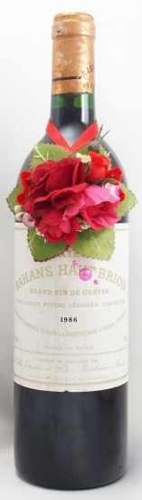 1986年 シャトー バーン オーブリオン CHATEAU BAHANS HAUT BRION