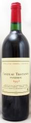 1993年 シャトー トロタノワ(赤ワイン)