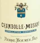 1983年 シャンボール ミュジニ CHAMBOLLE MUSIGNY PIERRE BOUREE