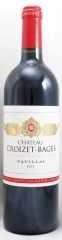 1971年 シャトー クロワゼ バージュ(赤ワイン)