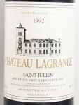 1992年 シャトー ラグランジュ CHATEAU LAGRANGE