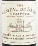 1998年 シャトー ド サル CHATEAU DE SALES