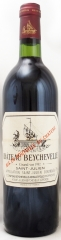 1982年 シャトー ベイシュヴェル(赤ワイン)