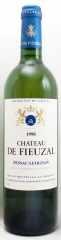1998年 シャトー ド フューザル ブラン(白ワイン)