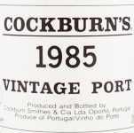 1985年 コバーン ヴィンテージ ポート COCKBURN VINTAGE PORT COCKBURN SMITHES
