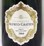 2004年 ブリュット ミレジメ BRUT MILLESIME ALFRED GRATIEN