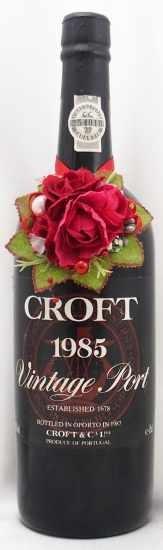1985年 クロフト ヴィンテージ ポート CROFT VINTAGE PORT CROFT
