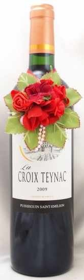 2009年 シャトー ラ クロワ テナック CHATEAU LA CROIX TEYNAC