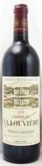 1995年 シャトー ラ ルーヴィエール ルージュ(赤ワイン)