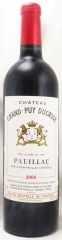 2000年 シャトー グラン ピュイ デュカス(赤ワイン)
