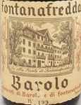 1946年 バローロ BAROLO FONTANA FREDDA