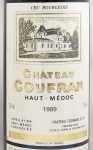 1989年 シャトー クーフラン CHATEAU COUFRAN