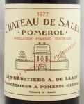 1977年 シャトー ド サル CHATEAU DE SALES