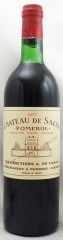 1977年 シャトー ド サル(赤ワイン)
