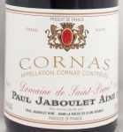 2000年 コルナス ドメーヌ ド サン ピエール CORNAS DOMAINE DE SAINT PIERRE PAUL JABOULET AINE