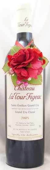2005年 シャトー ラ トゥール フィジャック CHATEAU LA TOUR FIGEAC