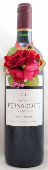 2010年 シャトー ベルナドット CHATEAU BERNADOTTE