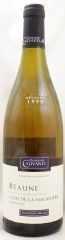1999年 ボーヌ クロ ド ラ マラディエール モノポール ブラン(白ワイン)