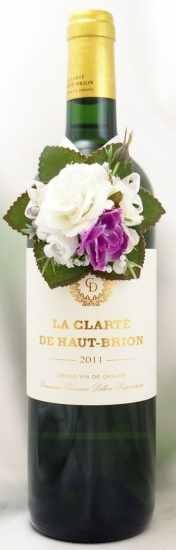 2011年 ラ クラルテ ド オー ブリオン ブラン LA CLARTE DE HAUT BRION BLANC DOMAINE CLARENCE DILLON