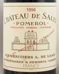 1996年 シャトー ド サル CHATEAU DE SALES