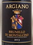 2013年 ブルネッロ ディ モンタルチーノ BRUNELLO DI MONTALCINO ARGIANO