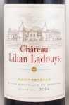 2014年 シャトー リリアン ラドゥイ CHATEAU LILIAN LADOUYS