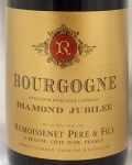 1989年 ブルゴーニュ ルージュ ディアマン ジュビリ BOURGOGNE ROUGE DIAMOND JUBILEE REMOISSENET PERE ET FILS