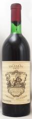 1977年 タルターニ カベルネ ソーヴィニヨン(赤ワイン)